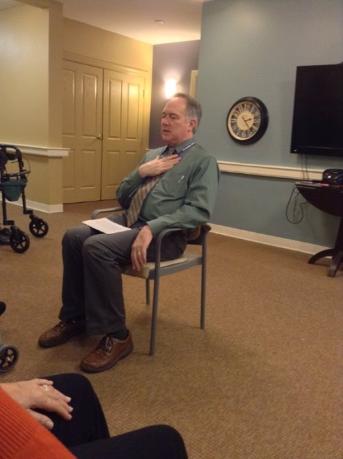Parmenter Complementary Therapy Event at Traditions of Wayland